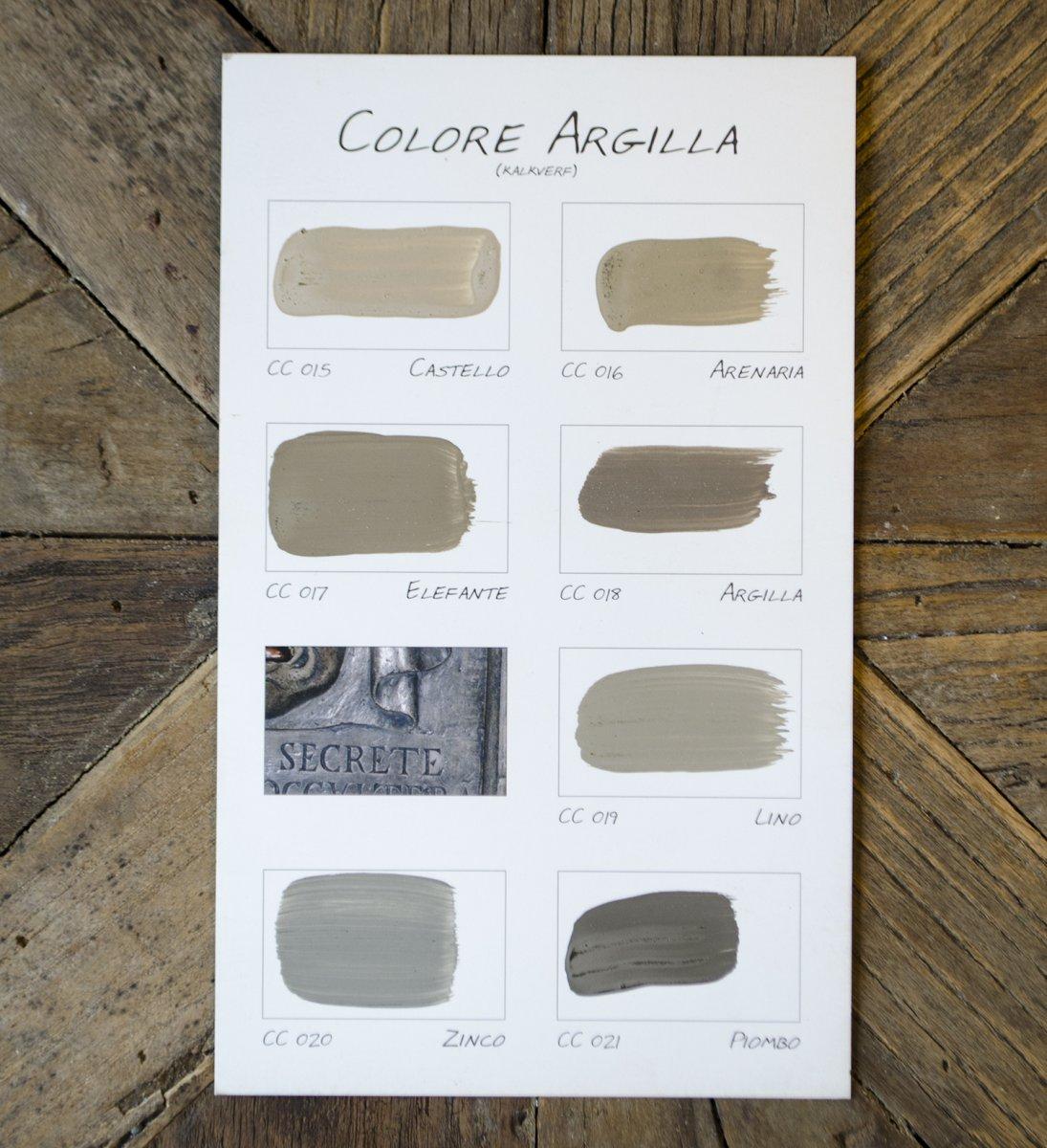 espeterhoeve carte colori kleurenkaart colore